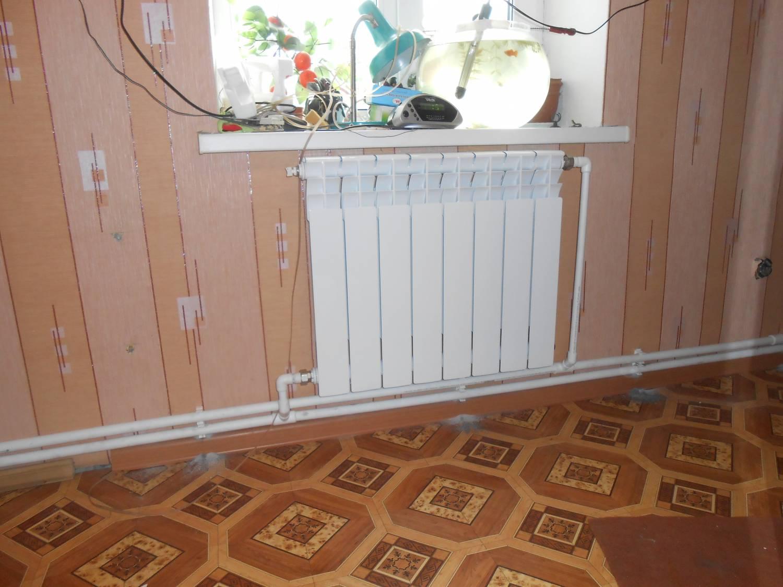 Провести отопление из полипропилена в частном доме своими руками